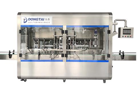 """牛肉醬灌裝機生產線予以""""提攜""""提高產能和質量穩定性!"""
